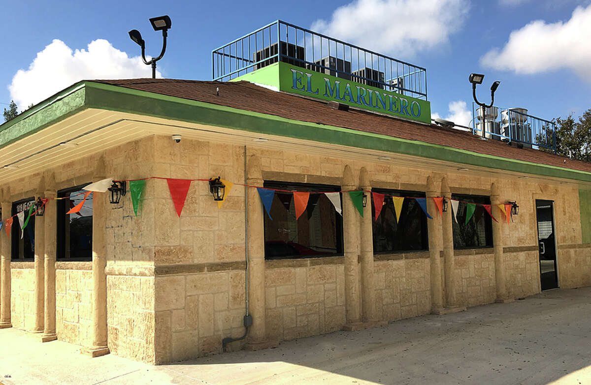 El Marinero: 1819 McCullough Ave., San Antonio, TX 78212 Date: 05/03/2018 Score: 85 Highlights: Inspector observed Ken's Thousand Island salad dressing in walk-in cooler with mold on inside of cap and neck of container; poisonous/toxic chemicals must be properly labeled; no Certified Food Manager present at time of inspection; food handlers must have certifications; handwashing sink must be accessible at all times; most recent inspection report must be posted for customer view; food must be stored at least 6 inches off floor (octopus)