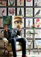 """Artist and designer John Derian has written """"John Derian Picture Book,"""" a gorgeous compilation of 300 of his best-loved images."""