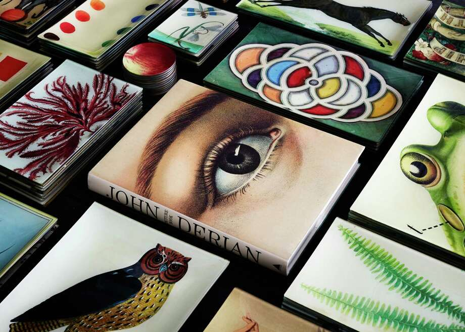 "Artist and designer John Derian has written ""John Derian Picture Book,"" a gorgeous compilation of 300 of his best-loved images. Photo: Artisan Books"