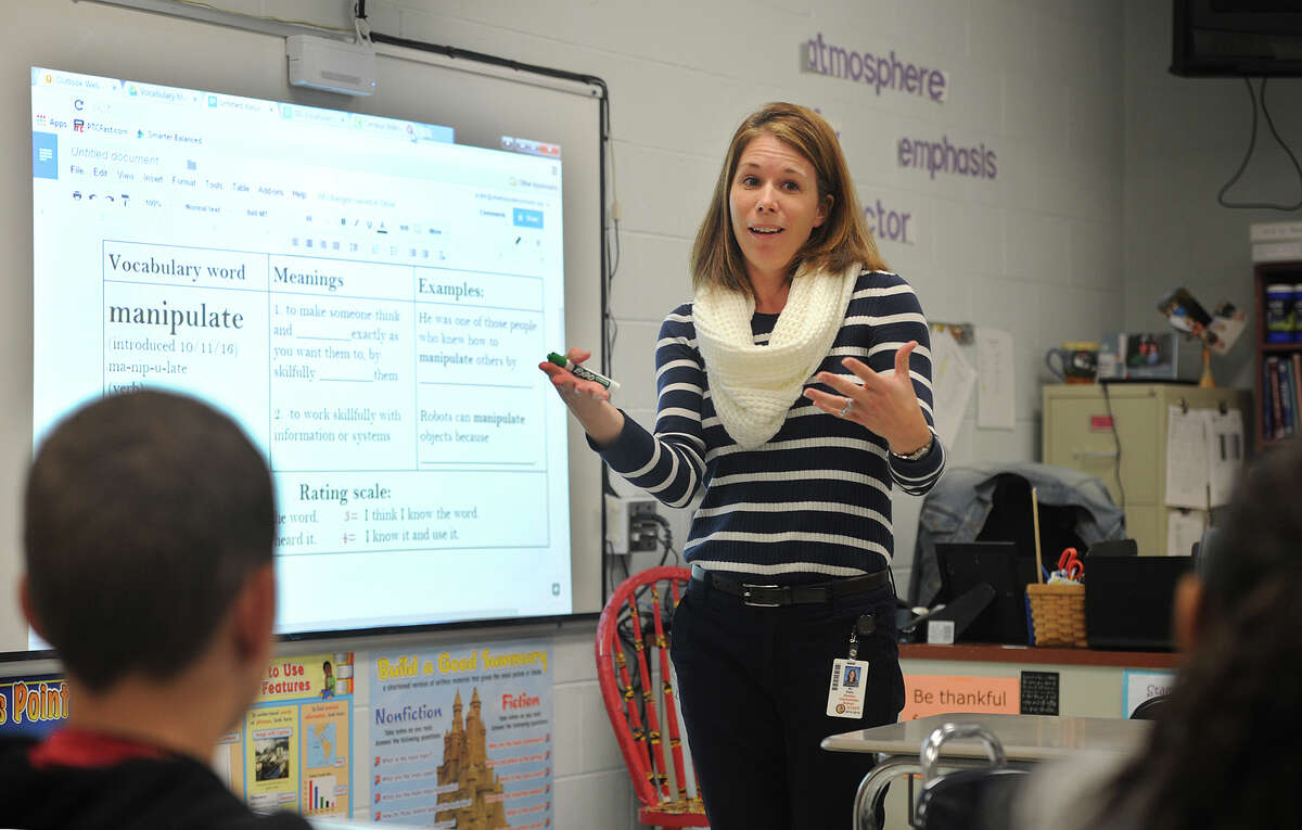 Reading Consultant Alison Rahn introduces the vocabulary word