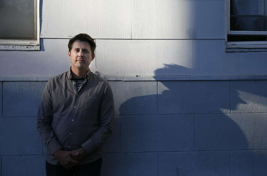 Carl Petersen, an architect who lives and works near Steven Green's Mission District camp, said he sympathizes with those living in tents, but calls the current situation in San Francisco intolerable. Photo: Lea Suzuki, The Chronicle