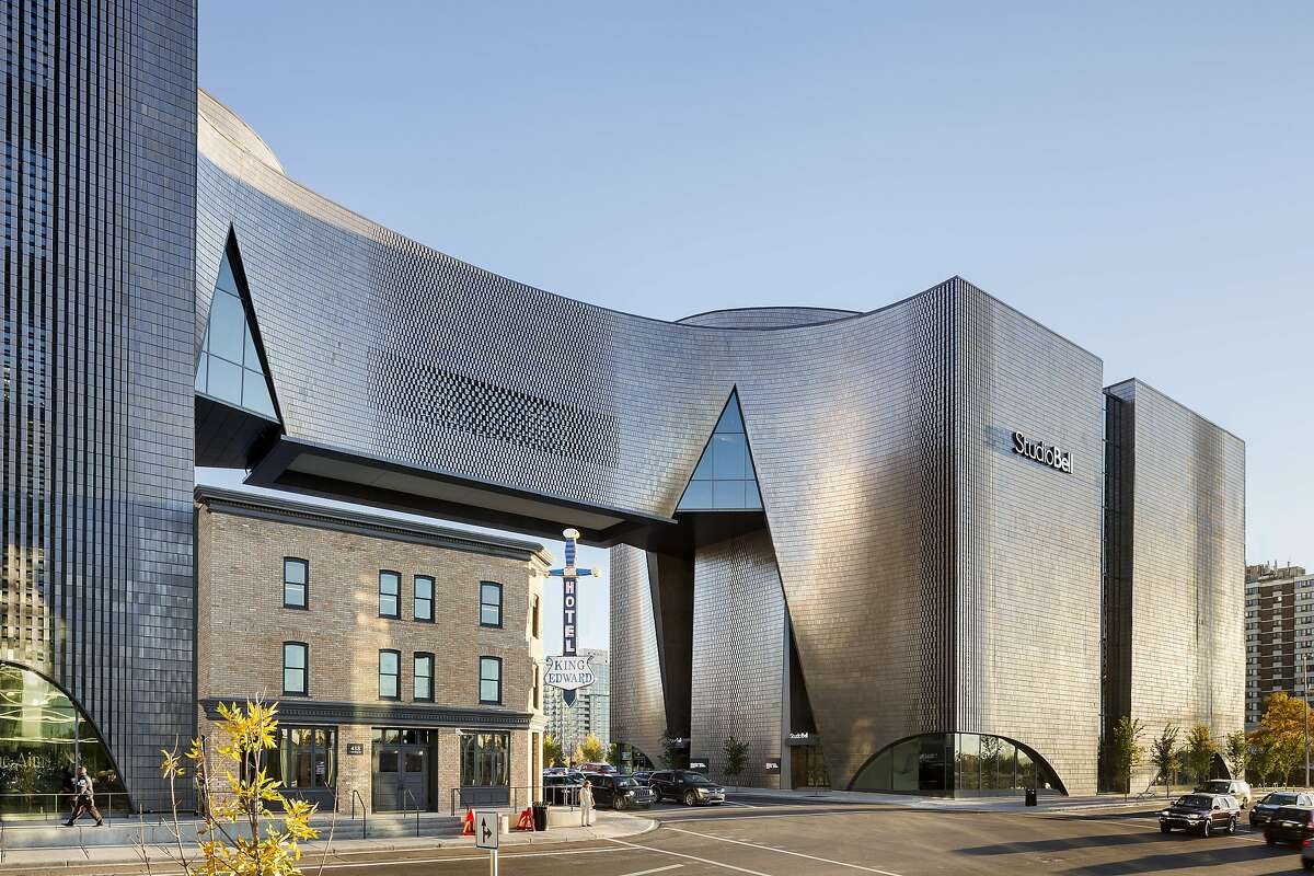 The�National Music Centre in Calgary that opened in 2016 and was designed by Allied Works Architecture, one of three finalists to rethink the San Francisco campus of the California College of the Arts.