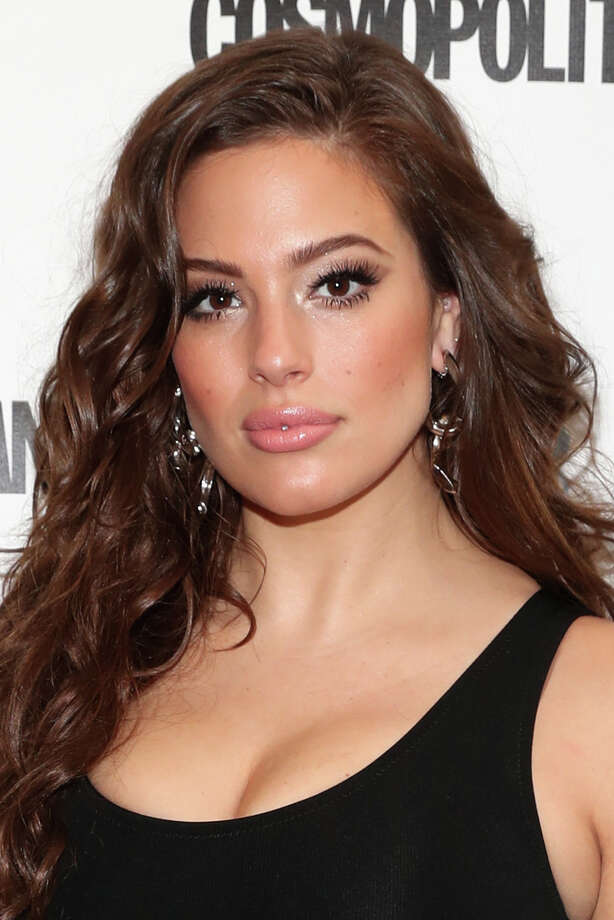 Researchers say media figures such as Ashley Graham, who is a plus size model, may be the reason why studies show that women are less dissatisfied with their bodies than they used to be. Photo: Cindy Ord / Getty Images For Cosmopolitan / 2016 Getty Images
