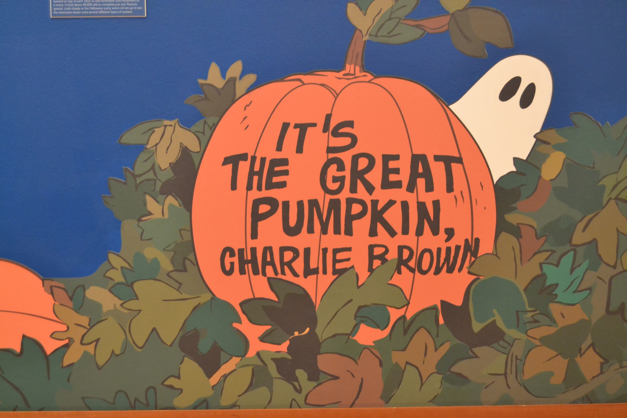 It\'s the Great Pumpkin, Charlie Brown\': 50 years of friendship, hope ...