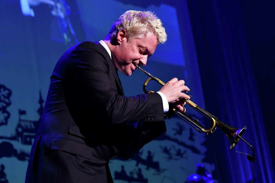 Trumpeter Chris Botti performs up to 300 nights a year, and when not on the road, the Grammy-winning jazz musician calls a New York hotel room home. Photo: Slaven Vlasic / Getty Images / 2016 Getty Images