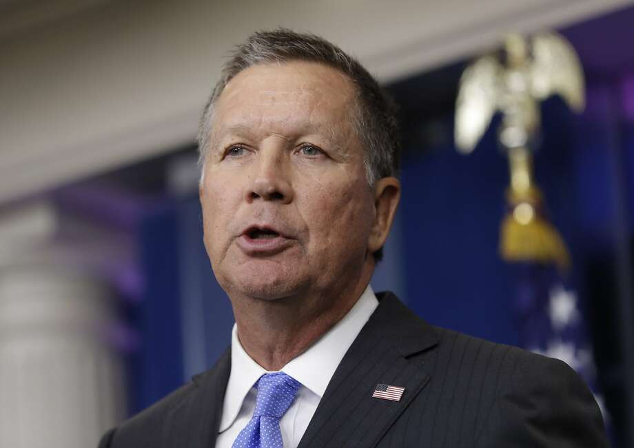 John Kasich 40/1The current Governor of Ohio was popular among conservatives during the 2016 primary and famously skipped the GOP convention in his home state because he didn't support Donald Trump. You still can't rule him out as one of the 2020 presidential candidates. Photo: Carolyn Kaster, Associated Press