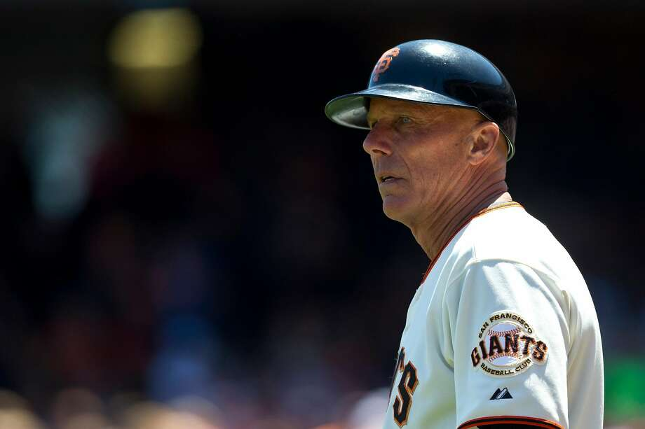 Tim Flannery was upset with the Giants' loss but doesn't blame manager Bruce Bochy. Photo: Jason O. Watson, Getty Images