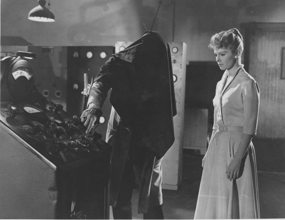David Hedison is The Fly , 1958 version Handout