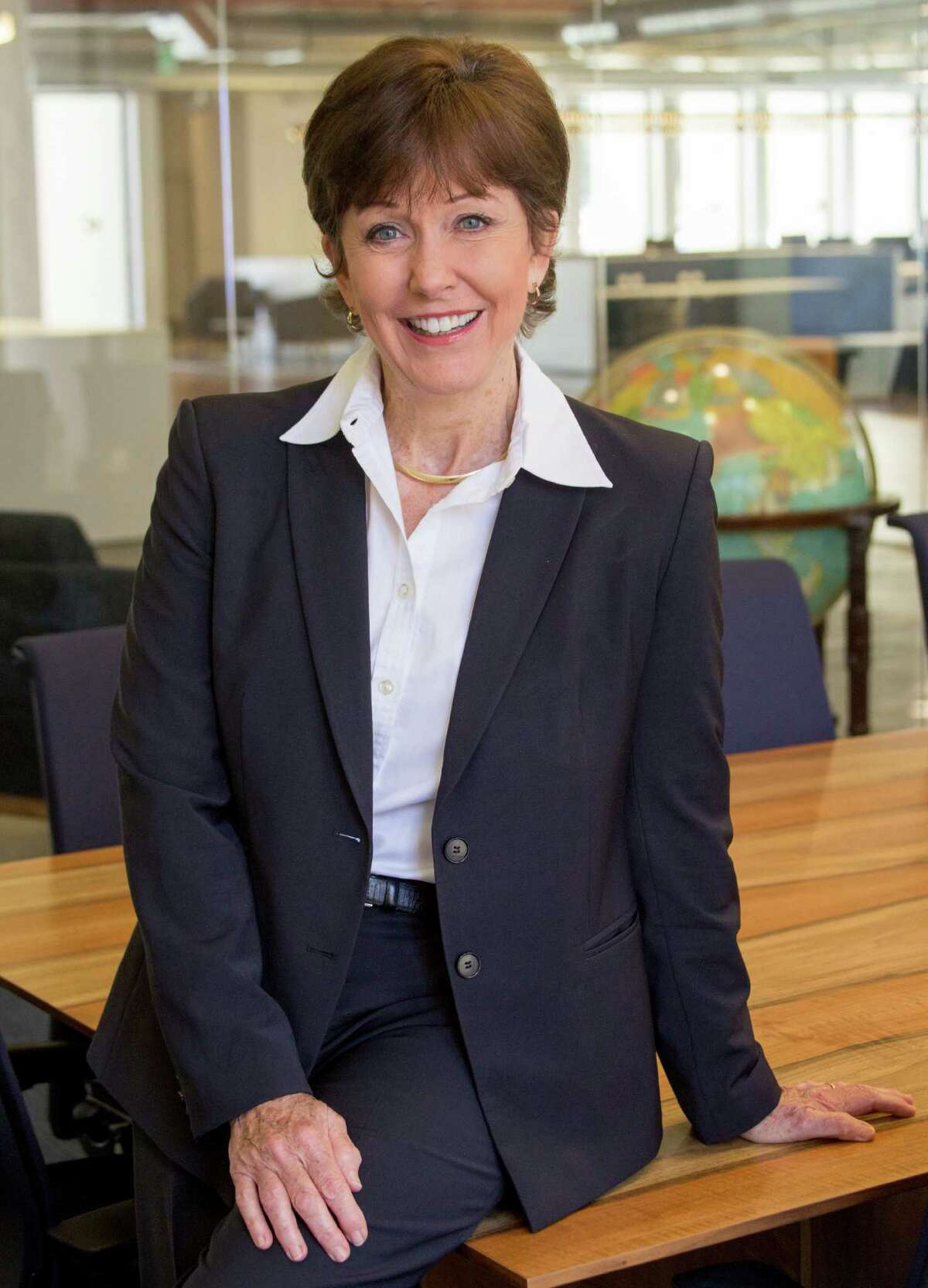 Barbara Gardner is a candidate for the Texas1st Court of Appeals, Place 4. (Photo: JeremyCarter/ Houston Chronicle)