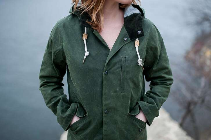 Daniel Smith, 29, launched his first heritage outerwear jacket on his company�s website. His brand, Ketums, is the family name, Smutek, spelled backward. The Bondy jacket ($368), available for men and women, is the brand�s first product, and is made from waxed cotton, sourced from a small family mill in Scotland.
