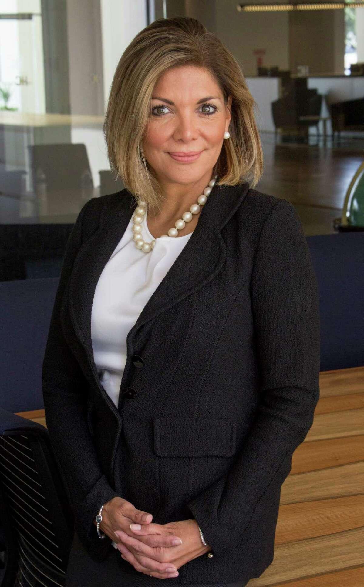 Eva Guzman is seeking re-election to the Texas Supreme Court, Place 9. (Photo: JeremyCarter/ Houston Chronicle)