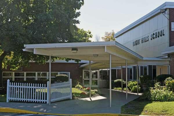 Boght Elementary School on Friday Oct. 14, 2016 in Colonie, N.Y. (Michael P. Farrell/Times Union)