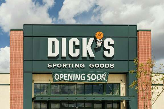 Dick's Sporting Goods recently opened in Katy's The Shoppes at Parkwest, at Interstate 10 and Katy Fort Bend Road.