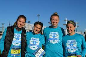 The second annual SoNo Half Marathon/5K and Kids Fun Run took place October 15, 2016 at Veteran's Park in Norwalk. The event, put on by JS Endurance, raises money for local charities and organizations. Were you SEEN?