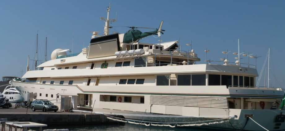 Yacht And Saratoga A No Grope Zone For Donald Trump
