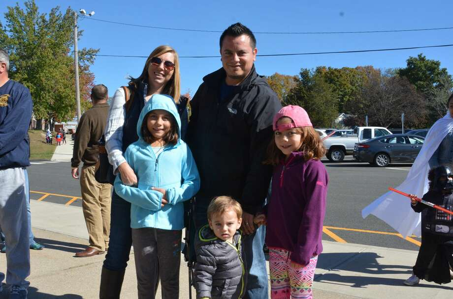 The Boothe Park Commission and the Town of Stratford hosted the annual Great Pumpkin Festival on October 15, 2016. Festival goers enjoyed a pumpkin carving contest, a costume parade, games and more. Were you SEEN? Photo: Vic Eng / Hearst Connecticut Media Group