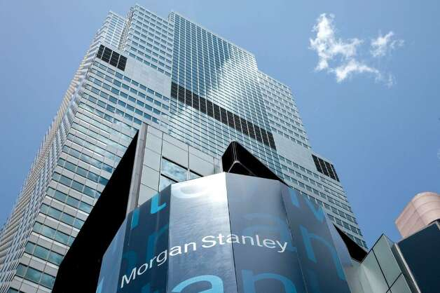 The Headquarters Building Of Morgan Stanley Stands At 1585