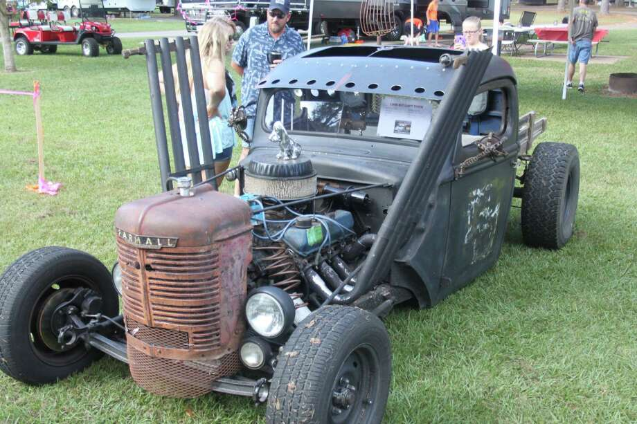 Wolf Creek Car Show Welcomes Hundreds