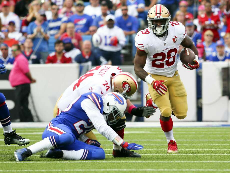 Carlos Hyde. Photo: Bill Wippert, Associated Press