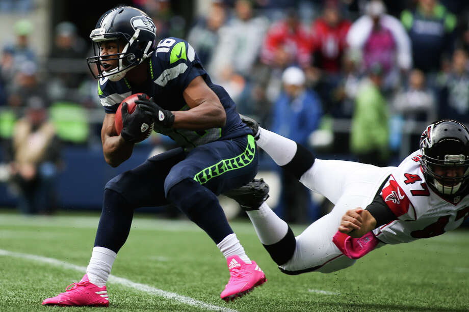 QUESTIONABLE: WR Tyler Lockett (thigh) Photo: GRANT HINDSLEY, SEATTLEPI.COM / SEATTLEPI.COM