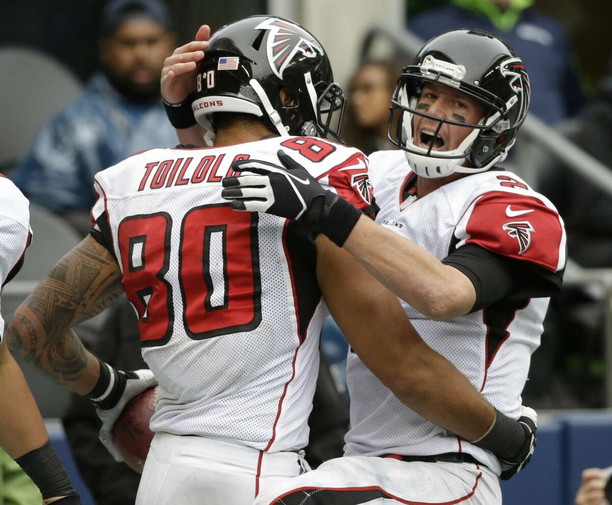 Atlanta (6-3) minus-2 at Philadelphia (4-4) Falcons 24-20