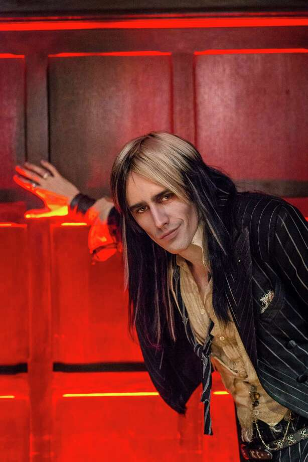 "Reeve Carney as Riff Raff on the set of ""The Rocky Horror Picture Show,"" in Toronto, April 16, 2016.  A remake of the cult classic movie musical is coming to Fox Oct. 20. (Ryan Enn Hughes/The New York Times) ORG XMIT: XNYT69 Photo: RYAN ENN HUGHES / NYTNS"