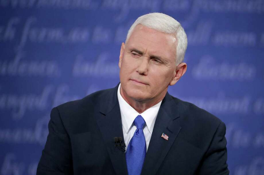 Mike Pence: 'It'd Be a Good Time to Pray for This Country'