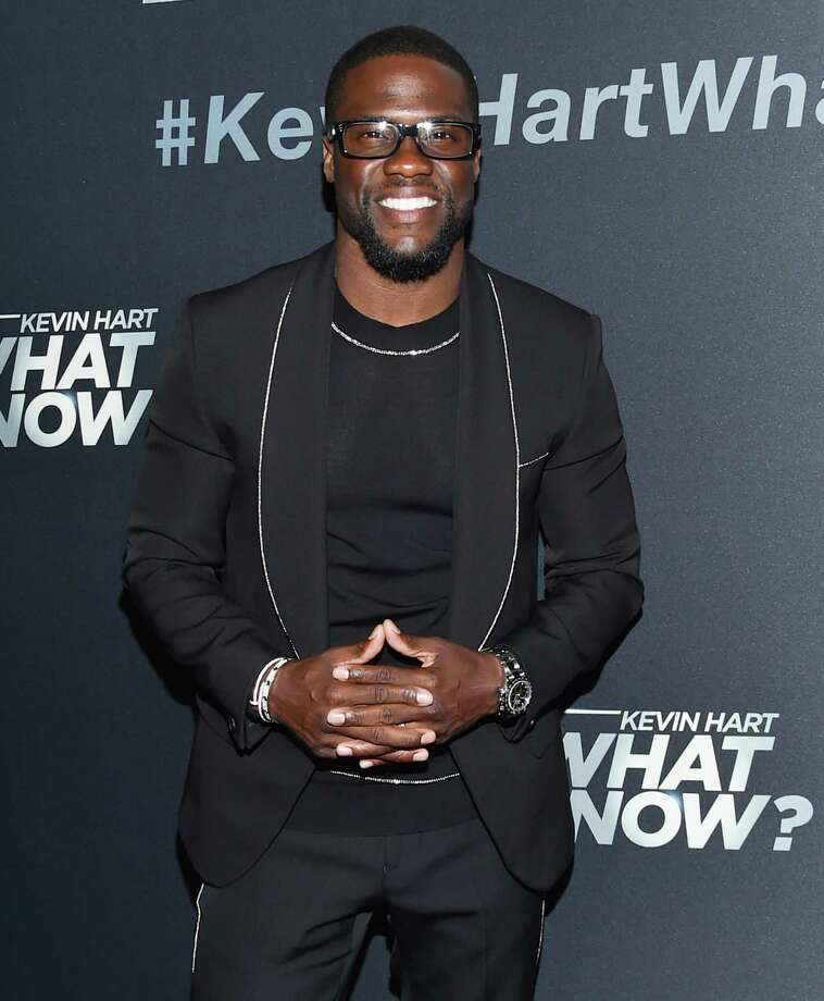 "Actor and comedian Kevin Hart attends a special screening of, ""Kevin Hart: What Now?"", at the AMC Loews Lincoln Square on Wednesday, Oct. 12, 2016, in New York. (Photo by Evan Agostini/Invision/AP) ORG XMIT: NYEA105 Photo: Evan Agostini / Invision"