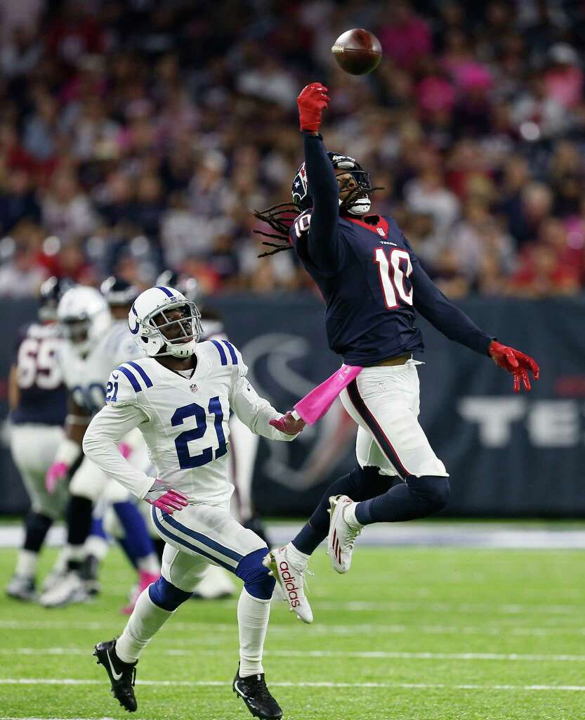 Brock Osweiler DeAndre Hopkins added to Texans injury report