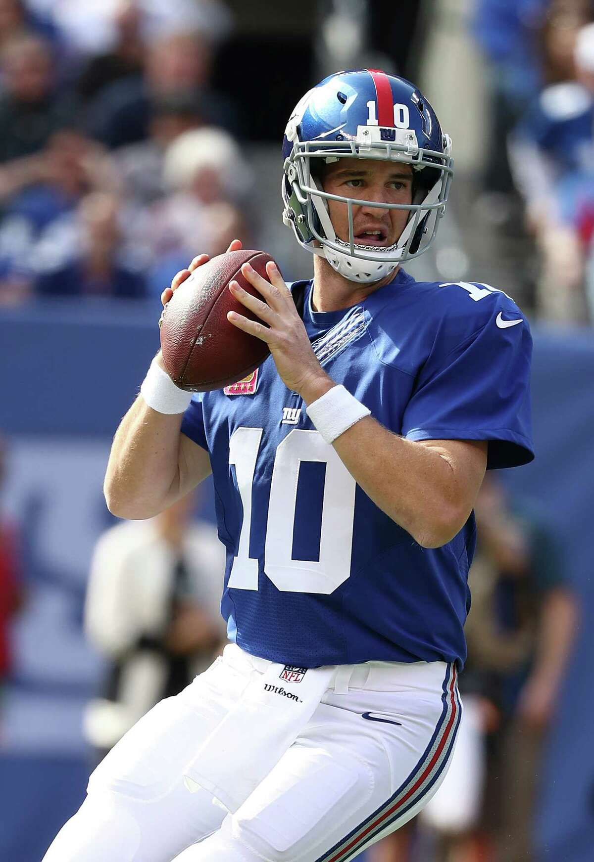 Philadelphia (4-3) plus-2½ at NY Giants (4-3) Giants 24-20