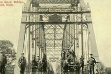 Benson Street Bridge (postcard)