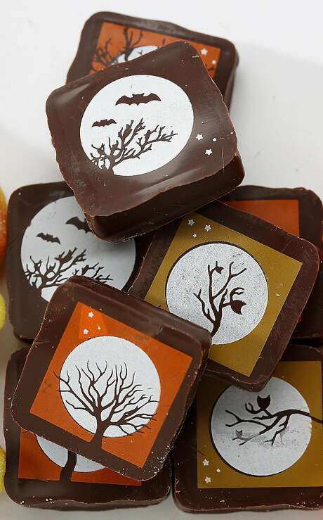 Harvest Moon truffles from Recchiuti's in S.F. Photo: Liz Hafalia, The Chronicle