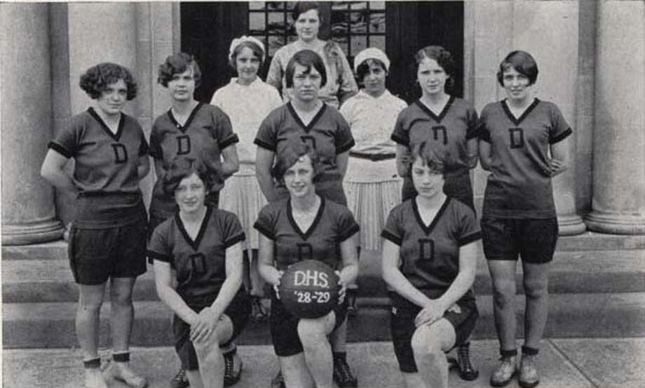Click through the slideshow to view photos of Bethlehem Central High School's sports teams through the years. 1929 girls' basketball team. Photo: Bethlehempubliclibrary.org