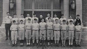 1935 boys' baseball team.