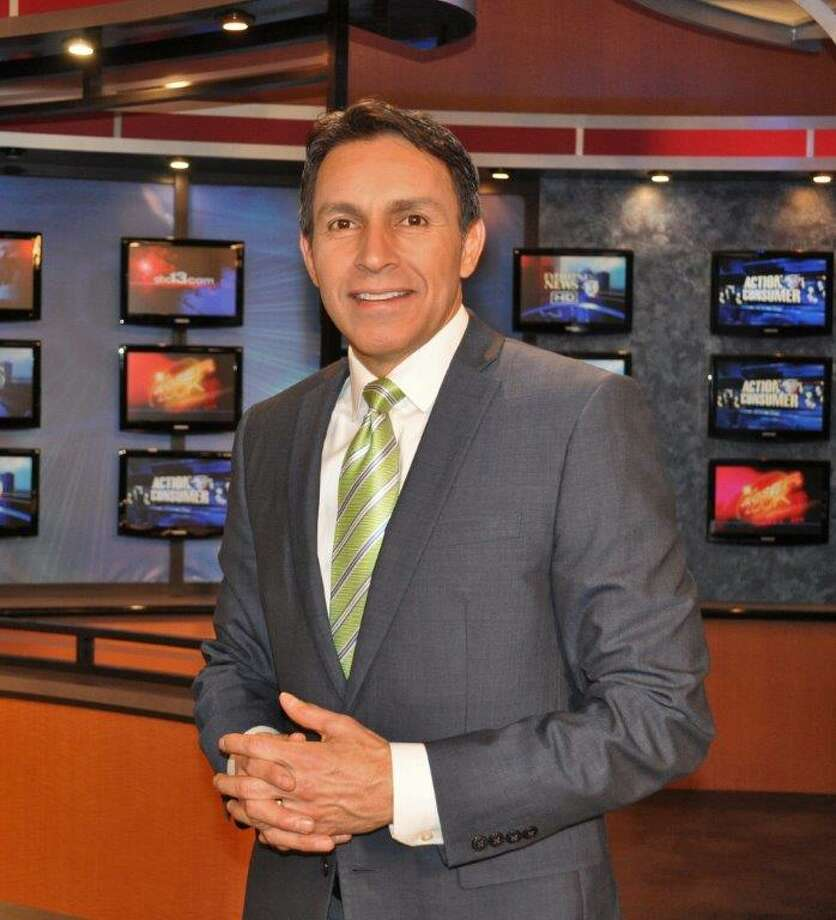 KTRK 13 newscaster Art Rascon is the featured speaker a Veterans Day event on Nov. 1 in Montgomery.