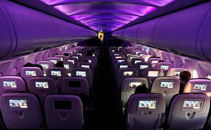 There are instructions and �video about basic safety on every airplane, so why isn't there a video about basic courtesy and common sense?
