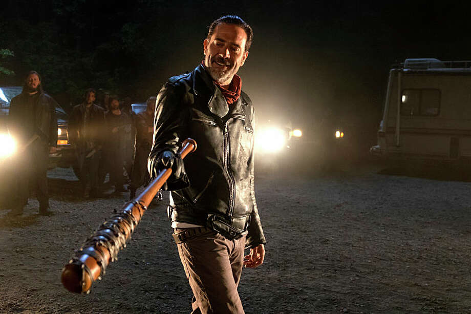 After months of agonizing, we will finally learn who Negan chose as his victim when the seventh season of  The Walking  Dead begins Sunday, October 23rd at 8/9 p.m. on AMC.Keep scrolling through the gallery for a look back on what happened in the second half of last season. Photo: Gene Page/AMC, © 2016 AMC Film Holdings LLC. All Rights Reserved. / © 2016 AMC Film Holdings LLC. All Rights Reserved.