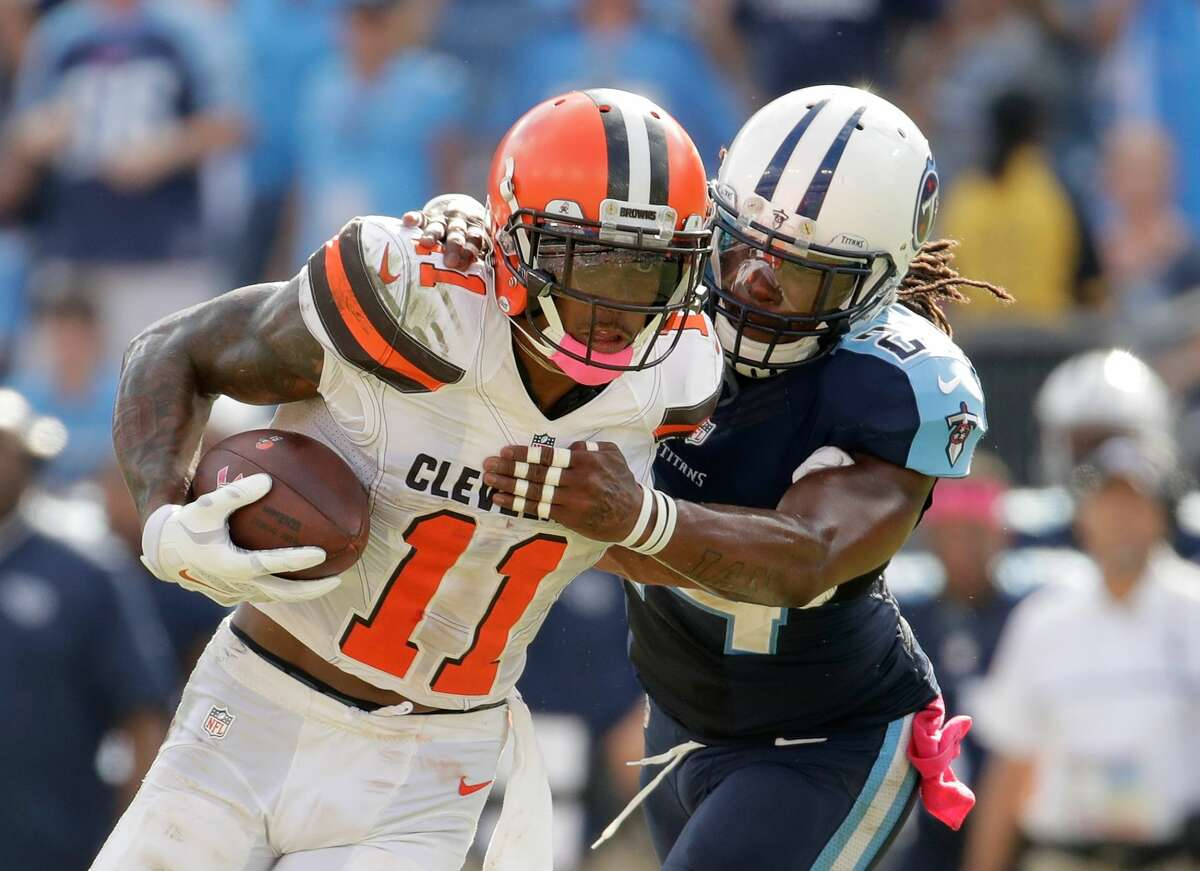 31. Cleveland Browns (0-6):The Browns are still winless following their narrow loss to the Titans, but converted quarterback Terrelle Pryor has turned himself into a legitimate weapon at wide receiver.Last week: 32