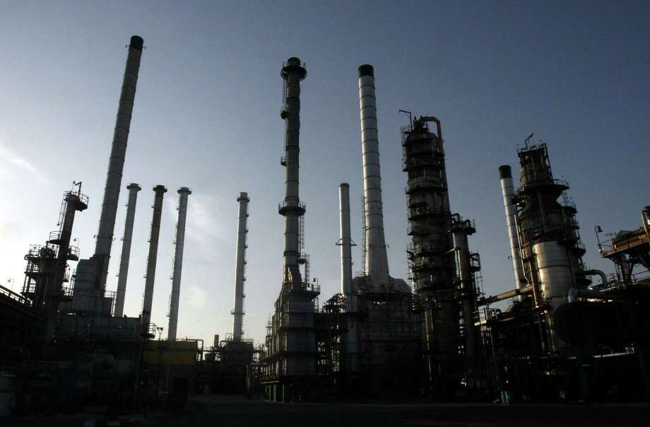 """Oil and gas companies have gotten better at securing their information and data systems, says one expert, but points out it would be """"dangerous"""" to characterize the progress as universal. Photo: Associated Press File Photo / Copyright 2016 The Associated Press. All rights reserved."""