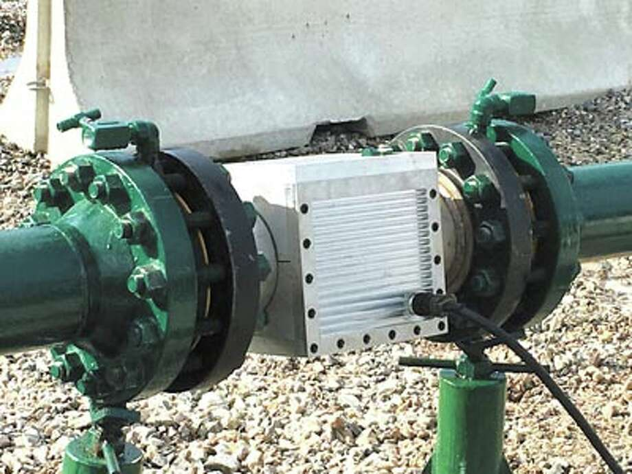 Revolutionary in-pipe generator uses gas flow to power SCADA