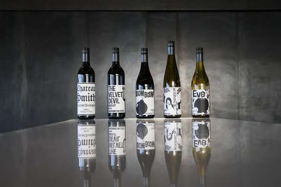 Wines from the Charles Smith Wines portfolio.