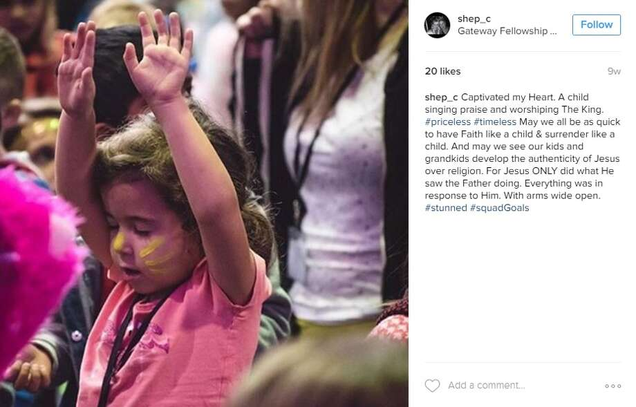Gateway Fellowship Church, 10907 W Loop 1604 N, was ranked the fastest-growing church in America by Outreach Magazine's 2016 report.