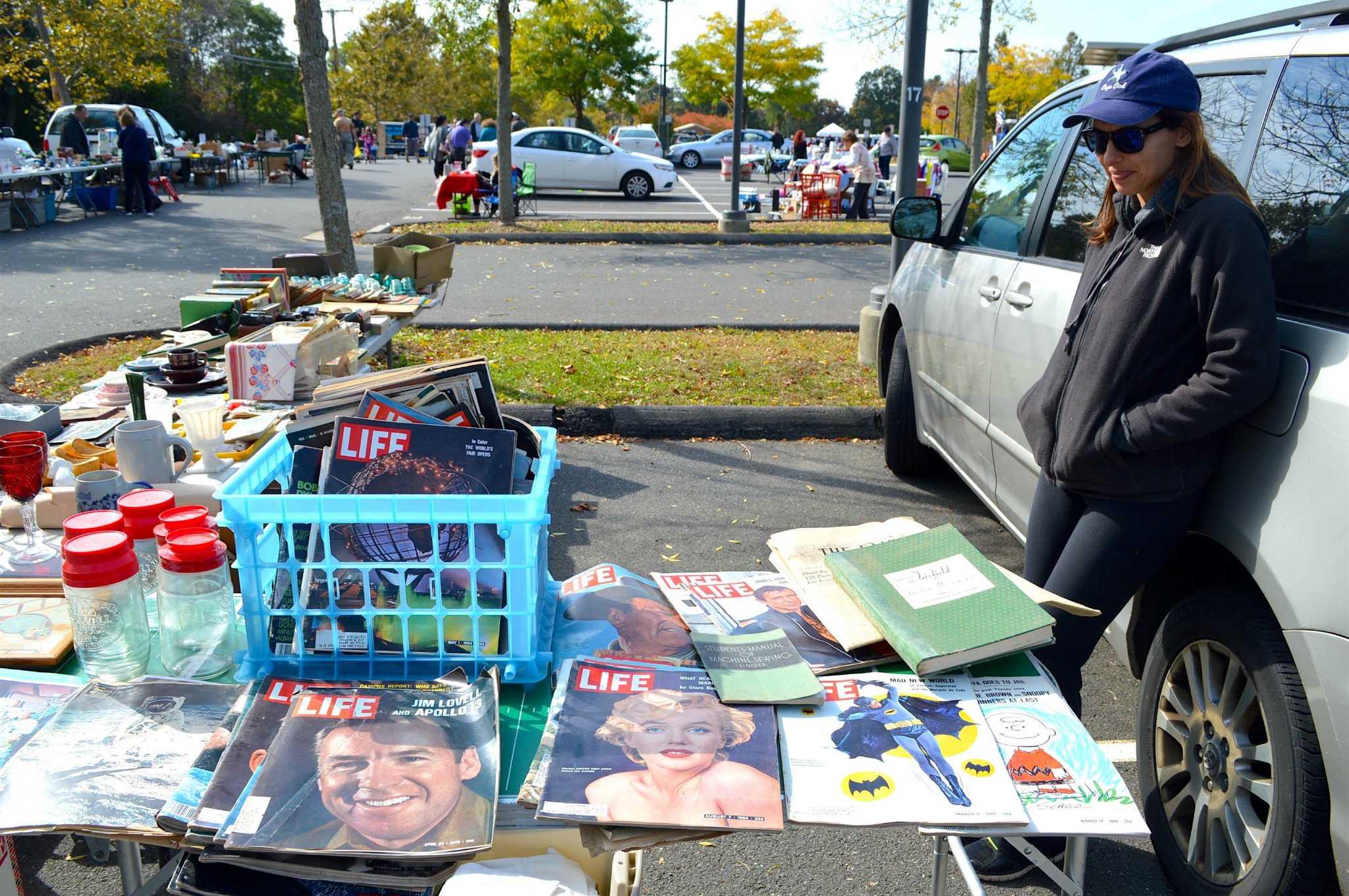 In Pictures Warde Flea Market