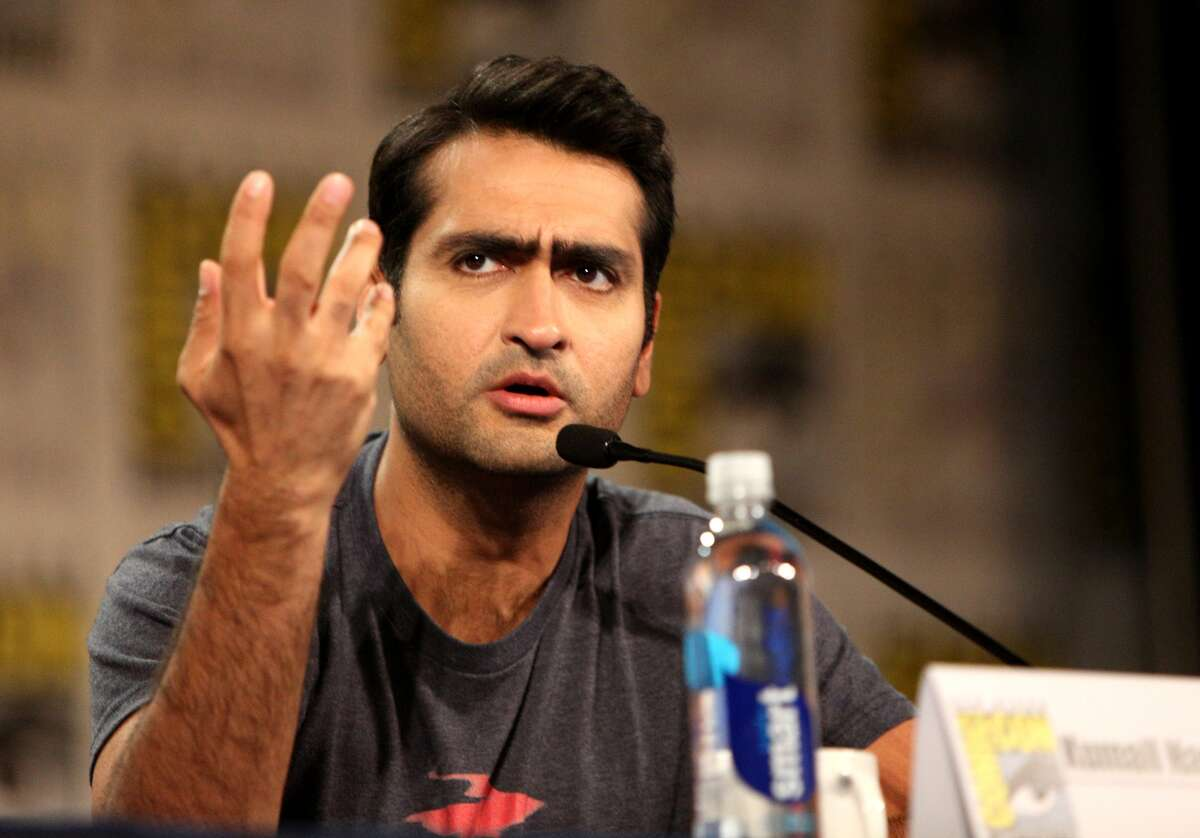SAN DIEGO, CA - JULY 21: Actor Kumail Nanjiani attends HBO's 'Silicon Valley' Panel during Comic-Con International 2016 at Hilton Bayfront on July 21, 2016 in San Diego, California. (Photo by FilmMagic/FilmMagic)