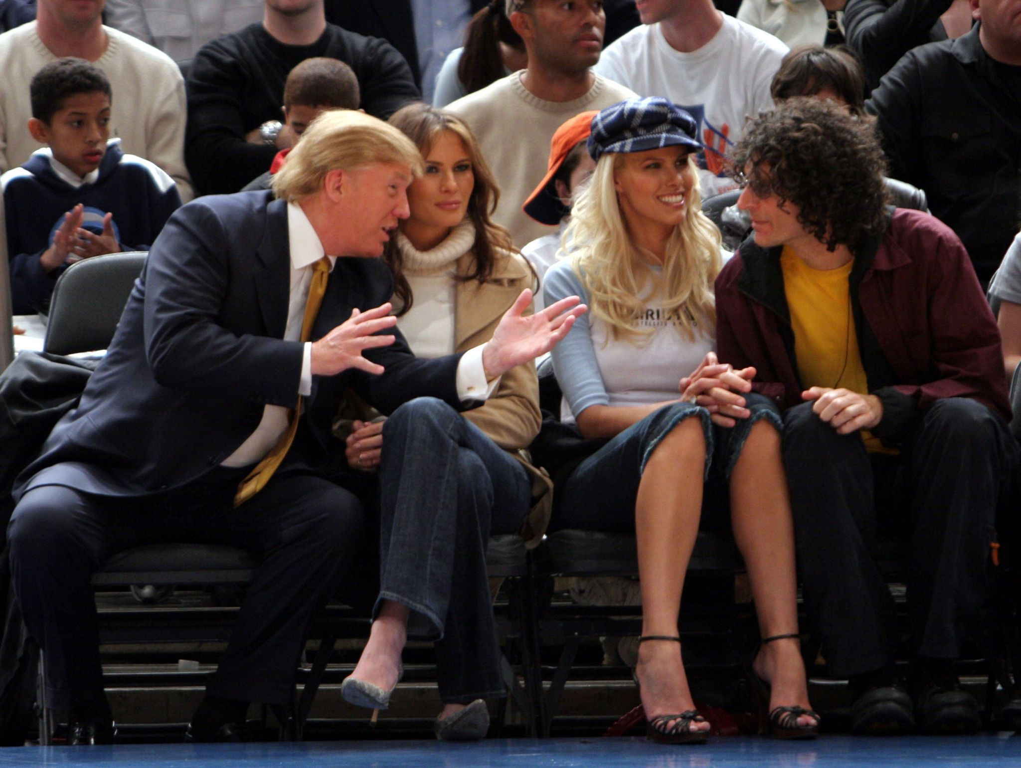 Howard Stern Won T Replay Old Donald Trump Interviews It