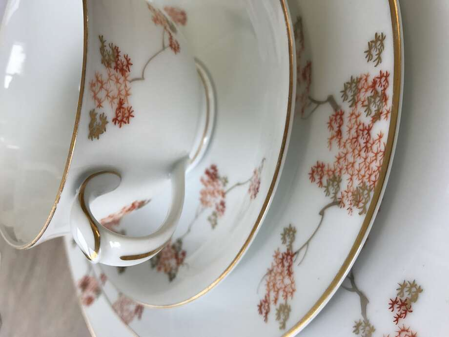 Salon de Thé by Catherine Kwong Design will include some of her own antique teacups, among other elements. Photo: Catherine Kwong Design