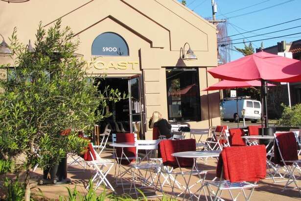 Toast Kitchen + Bar Photo: The Chronicle