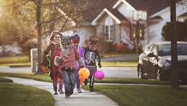 If you live in this ZIP code, you're likely to see a lot of kids hunting candy this Halloween.