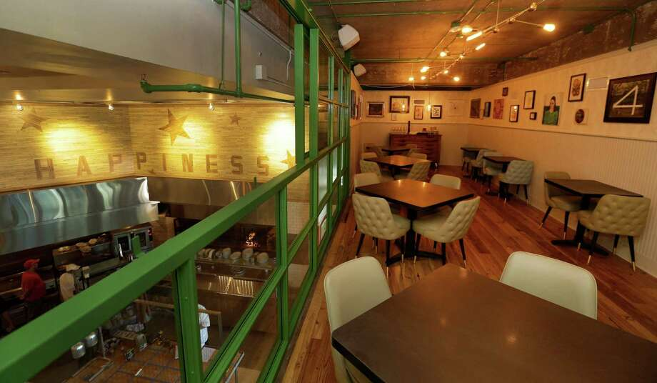 An Interior View Of Liberty Kitchen At The Treehouse 963 Bunker Hill Rd