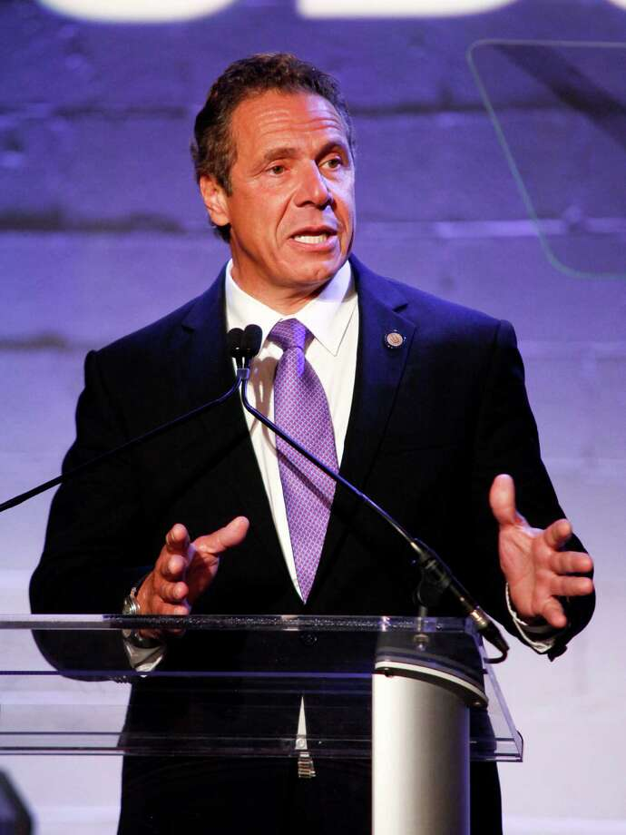 Gov. Andrew Cuomo and legislative leaders have been appropriating dedicated funds for other purposes. (Andy Kropa/Associated Press) Photo: Andy Kropa / Invision